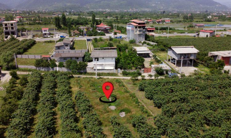 زمین سلیمان آباد با چشم انداز