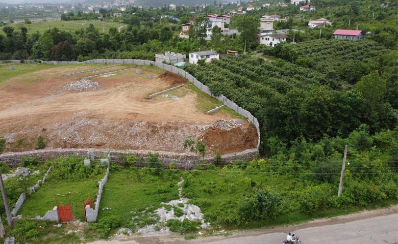 زمین با قیمت مناسب